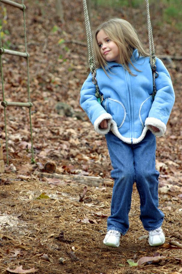 Ordentlig tøj til børn i vinter