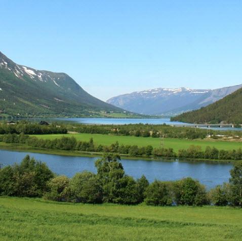 Vores weekend sviptur til Norge