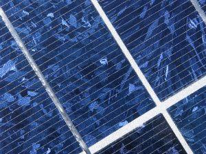 Solceller leverer varen