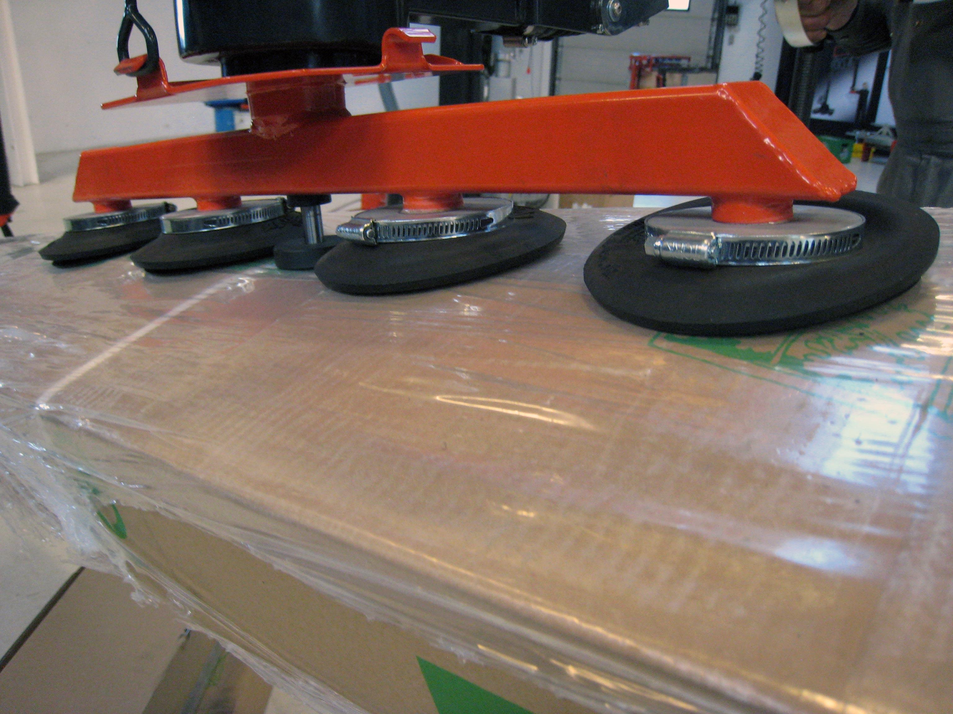 Vakuumløfter – den alsidige arbejdsmaskine